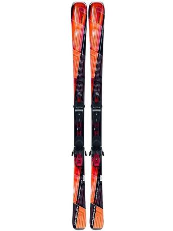 Горные лыжи с креплениями Elan Waveflex 78 Red Fusion + EL 11.0 11/12