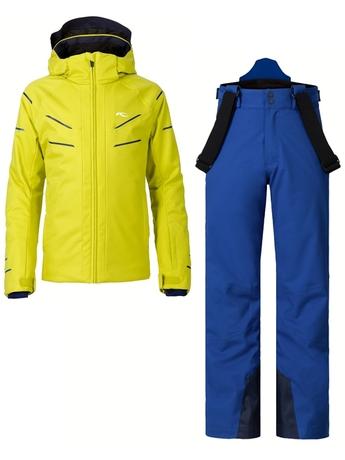 Горнолыжный костюм Kjus Formula DLX Jacket + Vector Pants Boys