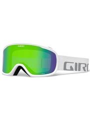 Маска Giro Cruz White Wordmark / Loden Green 26