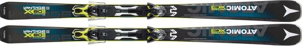 Горные лыжи Atomic Vantage X 80 CTI + крепления XT 12 (16/17)
