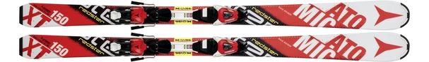 Горные лыжи Atomic Redster JR III + XTE 7 (14/15)