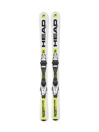 Горные лыжи Head Supershape Team LR + крепления LRX 4.5 AC 15/16