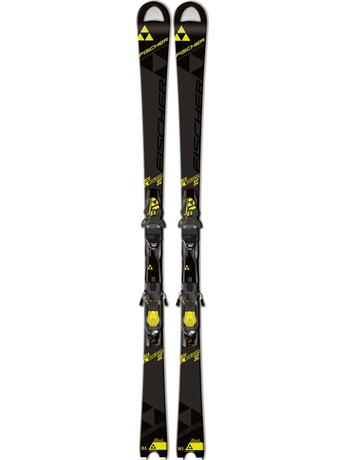 Горные лыжи Fischer RC4 Worldcup SC + Z12 15/16