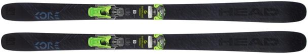 Горные лыжи Head Kore 93 + крепления AAAttack2 11 (18/19)