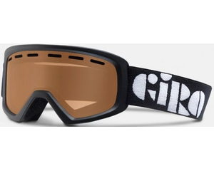 Маска Giro Rev Black / Amber Rose