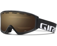 Маска Giro Index Black Wordmark / Persimmon Blaze 50