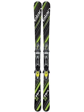 Горные лыжи Elan eFlex (SMU) GX Green + EL 10 14/15