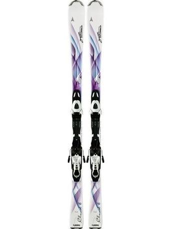 Горные лыжи с креплениями Atomic Cloud 6 + XTL 9 LADY OME 11/12