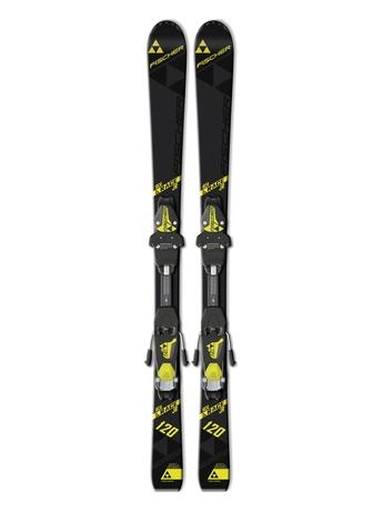 Горные лыжи Fischer RC4 Race Jr + FJ4 AC 15/16