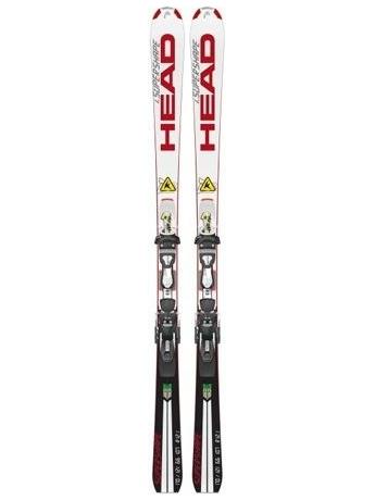 Горные лыжи с креплениями Head iSupershape SW SP13 + Freeflex Pro 11 11/12
