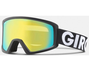 Маска Giro Blok Black Futura / Loden Yellow