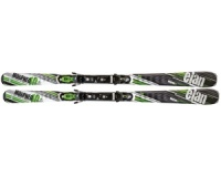 Горные лыжи Elan Morpheo 10 + EL 10.0 (13/14)