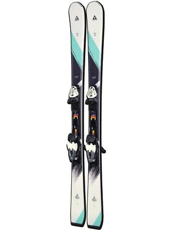 Горные лыжи Fischer XTR Koa 77 + крепления RS 10 16/17