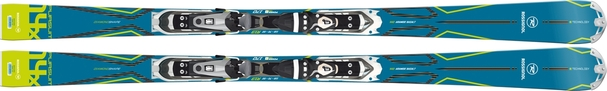 Горные лыжи Rossignol Pursuit 14 X + Axium 110 (14/15)