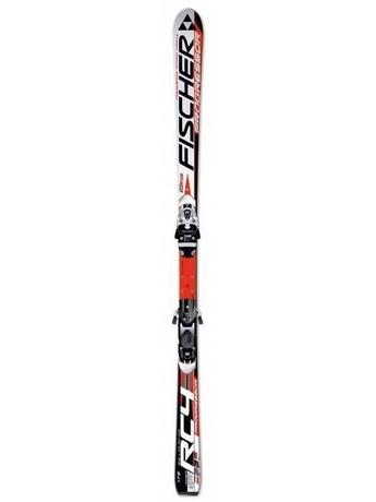 Горные лыжи Fischer RC4 Progressor + крепления RX Z 13 FLOWFLEX 07/08