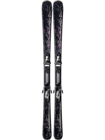 Горные лыжи с креплениями Elan Zest QT + ELW 9 12/13