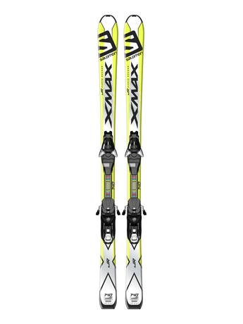 Горные лыжи Salomon X-Max Jr M + EZY7 14/15