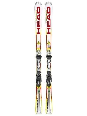 Горные лыжи с креплениями Head iSupershape SW SFP13 + FREEFLEX Pro 11 12/13