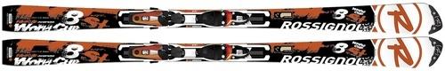 Горные лыжи Rossignol Radical 8SL Slant Nose + Axium 120S TPI2