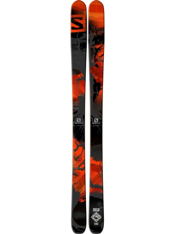 Горные лыжи Salomon Q-98 14/15