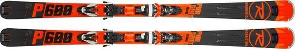 Горные лыжи Rossignol Pursuit 600 Cam + NX 12 Konect Dual (17/18)