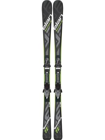 Горные лыжи Elan Waveflex 72 QT + EL 10 14/15