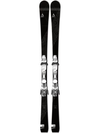 Горные лыжи Fischer Trinity Womentrack + V9 MyStyle 14/15