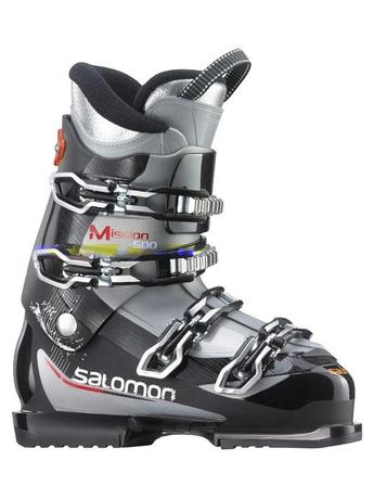 Горнолыжные ботинки Salomon Mission 500 ITW 16/17