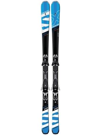 Горные лыжи Salomon X-Race SC + крепления XT 12 16/17