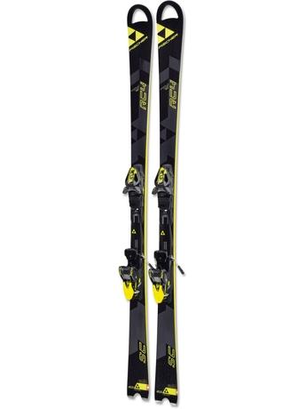 Горные лыжи Fischer RC4 Worldcup SC + крепления RC4 Z12 16/17