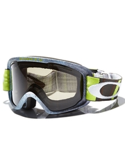 Маска Oakley O2 XM Aberdeen Green Rhone / Dark Grey