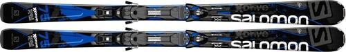 Горные лыжи Salomon X-Drive 75 + Z10