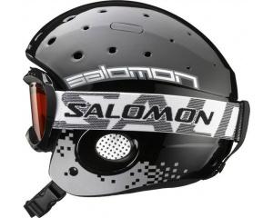 Шлем Salomon Zoom Combo Black