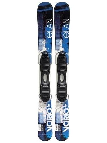Горные лыжи с креплениями Elan Vario Blue 12/13