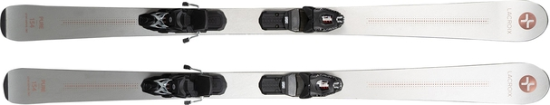 Горные лыжи Lacroix LX Pure+ крепления Fixation VSS 412 (20/21)