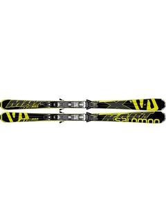 Горные лыжи Salomon X-Kart Max (164) + Z12 Speed (14/15)