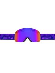 Маска Dragon NFXS Stone Violet / Purple Ionized + Amber