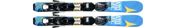Горные лыжи Atomic Vantage JR I + EZY 5 (15/16)