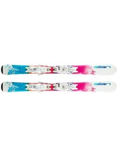 Горные лыжи Elan Sky QS 70-90 + крепления EL 4.5 Shift