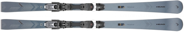Горные лыжи Head Premium + крепления PRD 14 (19/20)