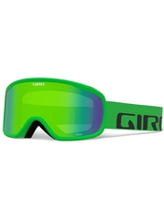 Маска Giro Cruz Bright Green Wordmark / Loden Green 26
