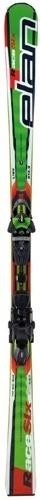 Горные лыжи Elan SLX WaveFlex Fusion RS + крепления ELX 14 08/09