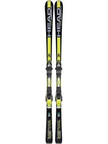 Горные лыжи Head i.Supershape Speed + крепления PRD 14 S BR80 14/15