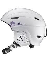 Горнолыжный шлем Salomon Pearl Origins White Pearl