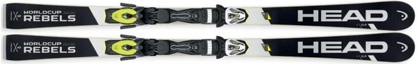 Горные лыжи Head Worldcup Rebels i.SLR + крепления PR 11 (16/17)