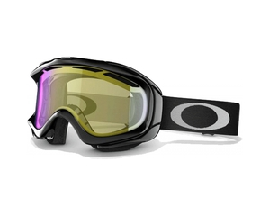 Маска Oakley Ambush Jet Black / H.I. Yellow