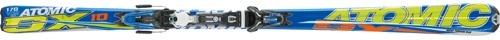 Горные лыжи Atomic SX10 + крепления FN 12 (08/09)