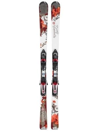 Горные лыжи Rossignol Attraxion III S Echo WTpi + крепления Saphir 110 S TPI 10/11