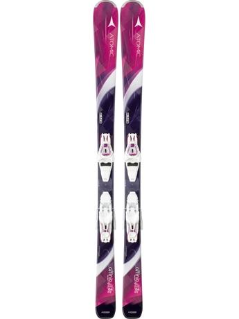 Горные лыжи Atomic Affinity Pure + крепления Lithium 10 15/16