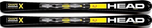 Горные лыжи Head Shape X PR + крепления PR 10 (15/16)